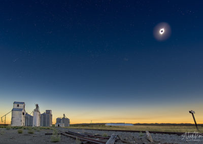 Total Solar Eclipse… Totality Awesome!